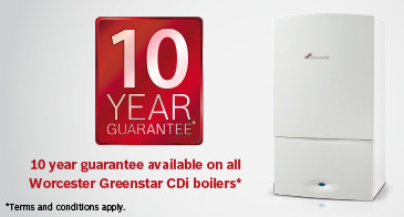 Boilers Installed In Ashford Kent With Up to A 10 Year Warranty