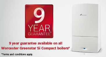 Boilers Installed In Ashford Kent With Up to A 9 Year Warranty