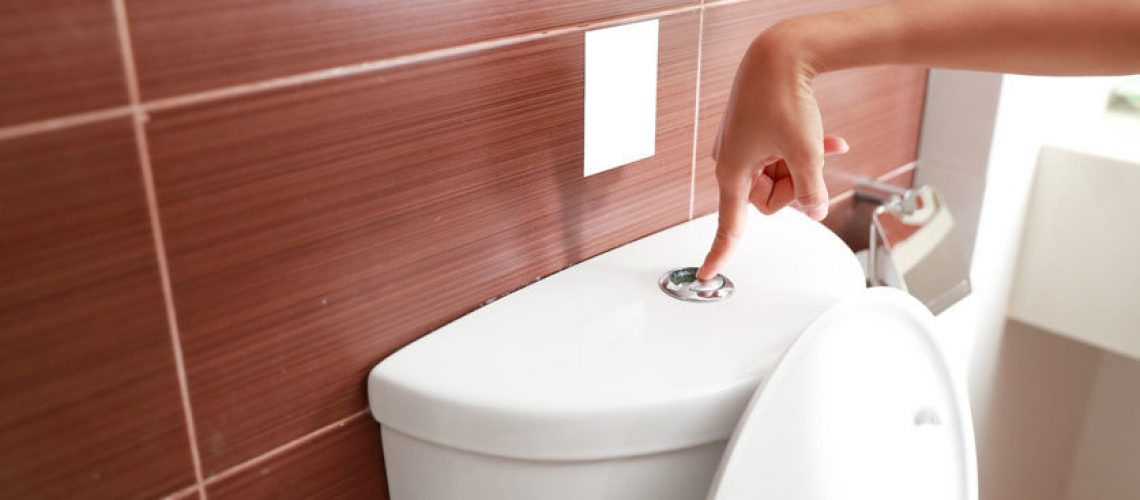 Can't Flush The Toilet? Here's Why And How To Fix It!